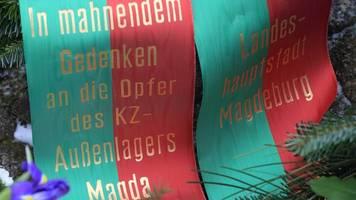Sachsen-Anhalt gedenkt der Opfer des Nationalsozialismus