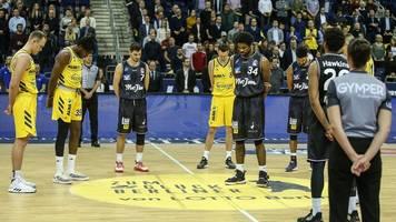 Alba-Fans gedenken mit Kobe-Rufe an NBA-Legende Bryant