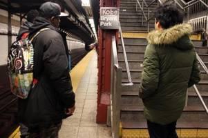 New Yorker widmen Kobe Bryant U-Bahn-Station