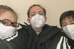 Tödliche Lungenkrankheit  - Stadt unter Quarantäne: So lebt ein Deutscher mit der Coronavirus-Gefahr in Wuhan