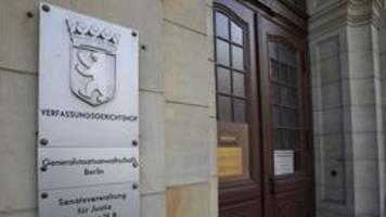 Generalstaatsanwaltschaft Berlin: Anklage gegen Neonazi