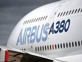 vorwurf der korruption: airbus einigt sich mit regierungsbehörden