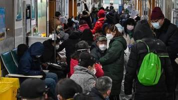 Epidemie in China: Nur wenige Dinge können die Führung in Peking schwächen – das Coronavirus gehört dazu