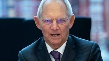 «Aus Hassparolen werden Taten»: Wolfgang Schäuble: Mehr gegen Antisemitismus tun