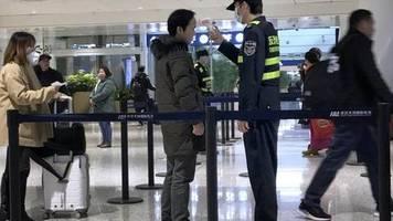 Schwache Börsen und Reisemarkt: Coronavirus belastet Wirtschaft