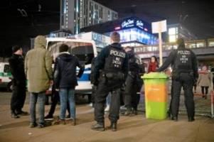 Kriminalität: Weniger Straftaten an Silvester in Berlin