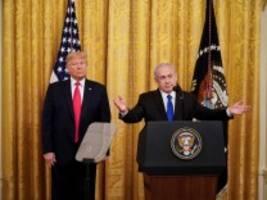 Nahostkonflikt: Dieser Plan verlangt die Kapitulation der Palästinenser
