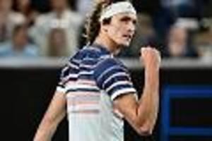 """Viertelfinale der Australian Open - Tennis-Experte Kiefer glaubt an Zverev: """"Gegen Wawrinka hat er eine Riesenchance"""""""