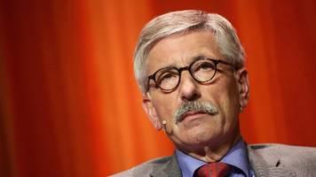 sarrazin: das halten die deutschen von einem rauswurf des spd-politikers