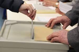 Wahllokal Finden
