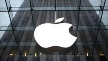 rekordzahlen: apple glänzt wieder