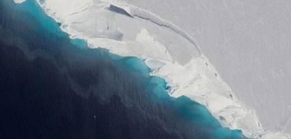 antarktis: wasser unter thwaites-gletscher wird immer wärmer