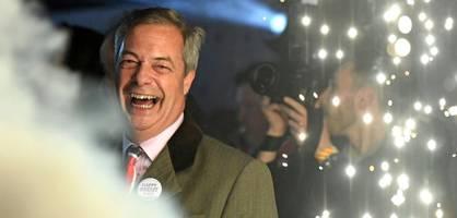 """nigel farage: """"ganz europa sollte die eu verlassen"""""""
