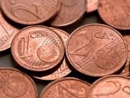 cent-münzen sind verzichtbar: mehrheit im bundestag für aus von kleingeld