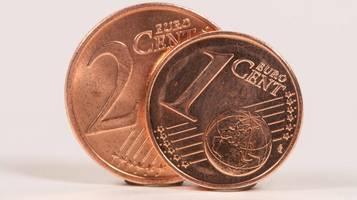1- und 2-cent-münzen abschaffen? viel zuspruch im bundestag