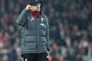 """ohne salah, van dijk und klopp - klopp-kontrahent angefressen von boykott: einnahmenverlust wegen """"winterpause"""""""