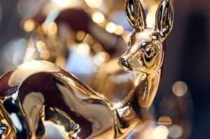 tv-programm: bambi-verleihung: warum die gala nicht mehr in der ard läuft