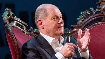 Scholz: Tschentscher ist ein großartiger Bürgermeister