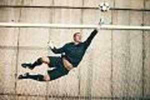 freeletics-app - schnellkraft und flexibilität: nationalspieler ter stegen verrät sein trainings-geheimnis