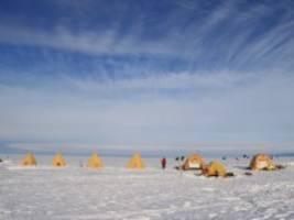 antarktis: der doomsday glacier steht auf der kippe