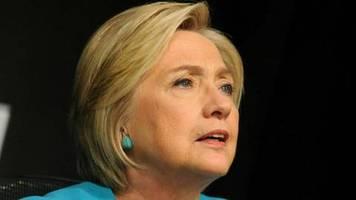 hillary clinton: ehrliche worte zur lewinsky-affäre