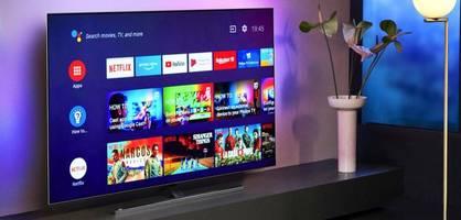 Bei diesen Philips-Fernsehern verbessert künstliche Intelligenz das Bild