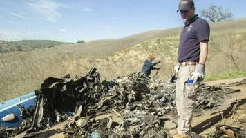 kobe bryant: der helikopter hatte keinen motorschaden