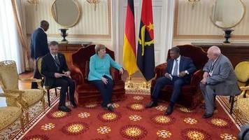 video: deutsche firmen schließen in angola millionen-verträge ab