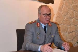 Deutschlands oberster Soldat: Haben uns in den vergangenen 20 Jahren kaputt gespart