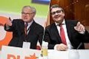 """ex-außenminister gratuliert zum 80. geburtstag - sigmar gabriel: """"hubert burda hat sich nie mit dem erreichten zufrieden gegeben"""""""
