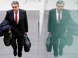 baldige neuwahlen?: gabriel erwartet zeitnahes groko-ende