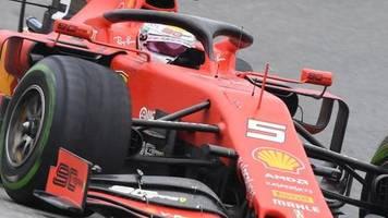 Neuer Bolide: Vorhang auf für Vettel: Ferrari lädt ins Theater ein