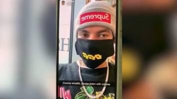 schwarzer humor: virus muss schneller sein, um mich zu kriegen – tottenham-profi blamiert sich mit corona-witz