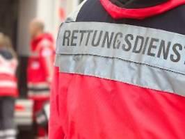 unterwegs mit dem rettungswagen: wenn wegen husten die 112 gewählt wird