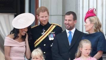 Ehe-Aus: Queen-Enkel Peter Phillips lässt sich scheiden