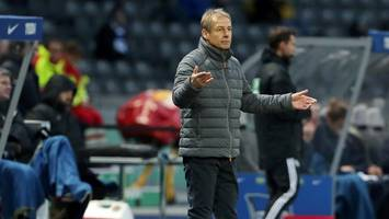Hertha BSC: So geht es weiter nach dem Klinsmann-Knall