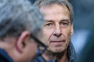 Jürgen Klinsmann: Rücktritt auf Facebook angekündigt