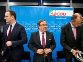 Parteivorsitz: CDU-Landesverbände uneins über Kramp-Karrenbauers Zeitplan