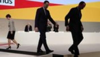 CDU-Vorsitz: Kramp-Karrenbauer will kommende Woche potenzielle Nachfolger treffen