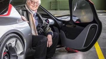 Vater von Corsa und GT: Opel-Kult-Designer Erhard Schnell gestorben