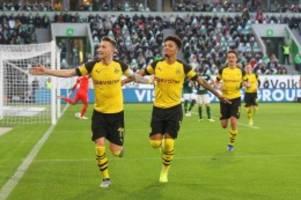 1. Bundesliga: Borussia Dortmund gegen Eintracht Frankfurt live im TV
