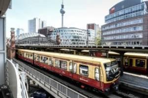 Schienenersatzverkehr: S-Bahn Berlin: Wo in diesem Jahr Baustellen kommen