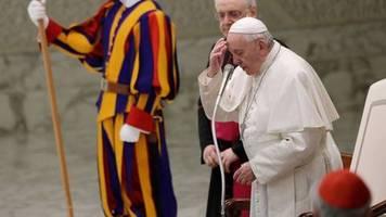 News von heute : Papst stellt keine Öffnung für verheiratete Priester in Aussicht