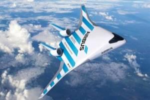 Luftfahrt: Projektname Maveric: Airbus tüftelt am Flugzeug von morgen