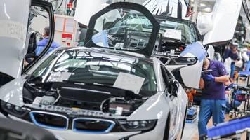 BMW-Chef: Wollen CO2-Emissionen 2020 um ein Fünftel senken