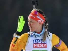Biathlon-WM: Fehlerfeuerwerk am Schießstand
