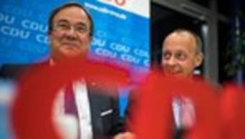 CDU-Vorsitz: Friedrich Merz könnte für Schwarz-Grün sogar von Vorteil sein