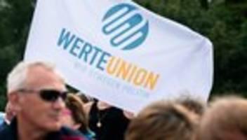ralf höcker: pressesprecher der werteunion gibt amt auf