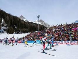 norwegen holt mixed-staffel-gold: deutsche biathleten verpassen erste medaille