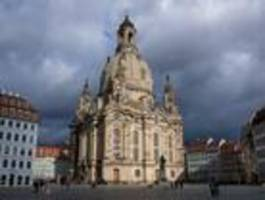 Dresden gedenkt der Bombenopfer – und kämpft mit der Gegenwart